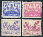 Afghanistan 429-432