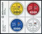 Finland-Aland 161 ad sheet