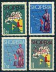 Albania 630-633