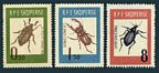 Albania 660-662 short set