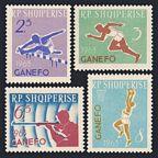 Albania 712-715