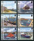 Alderney 446-451