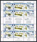 Alderney 88-89 ac sheets