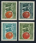 Algeria 307-310
