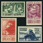 Algeria B47-B50 mlh