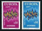 Andorra Fr 210-211