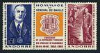 Andorra Fr 217-218a/label