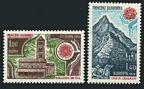 Andorra Fr 262-263