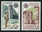 Andorra Fr 269-270