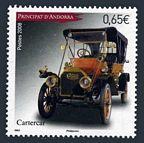 Andorra Fr 638