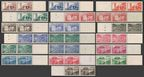 Andorra Fr 85-93, 95-104 pairs/margin