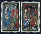 Andorra Sp 106-107
