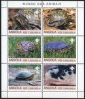 Angola 1119nn af sheet