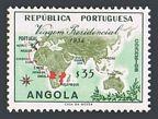 Angola  383 mlh