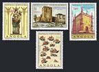 Angola 542-545