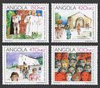 Angola 829-832
