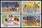 Anguilla 1001-1004