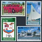 Anguilla 1040-1043
