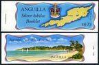 Anguilla 271-274a booklet