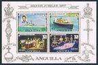 Anguilla 271-274, 274a sheet