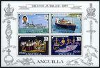 Anguilla 297-300, 300a sheet
