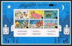 Anguilla 305-310, 310a sheet