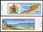 Anguilla 315-318 booklet