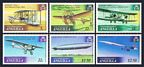 Anguilla 355-360, 360a sheet