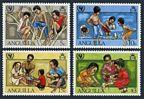 Anguilla 448-451, 452