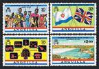 Anguilla 521-524, 525
