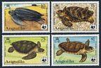Anguilla 537-540