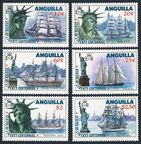 Anguilla 657-662, 663