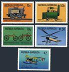Antigua 1026, 1028, 1030, 1032-1033