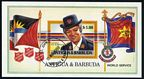 Antigua 1083-1090, 1091 CTO
