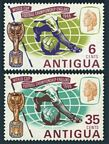 Antigua 163-164 mlh