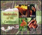 Antigua 2943-2944 sheets