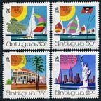 Antigua 300-303, 303a sheet