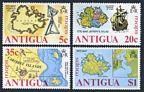 Antigua 379-382, 382a sheet