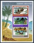 Antigua 438-443, 443a sheet