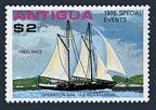 Antigua 458, 458a sheet