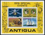 Antigua 458a sheet