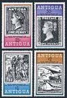 Antigua 528-531, 532 sheet