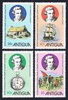 Antigua 547-550, 551