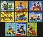 Antigua 562-570, 571