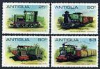 Antigua 602-605, 606