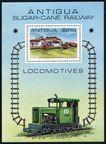 Antigua 602-605 gutter, 606