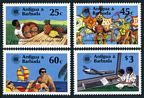 Antigua 694-697