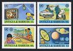 Antigua 698-701