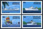 Antigua 745-748 mlh, 749