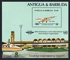 Antigua 855-858, 859